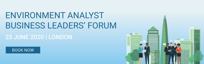 Environment Analyst Business Leaders' Forum 2020 - 12 November