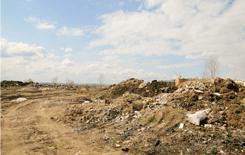 Brownfield-waste
